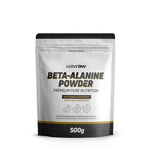 potente comercial beta alanina pequeña