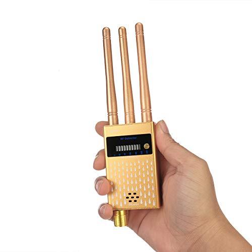 Détecteur de signal sans fil Détecteur de téléphone portable Détecteur de caméra RF Bug de signal GPS GMS Scanner Finder Tracker