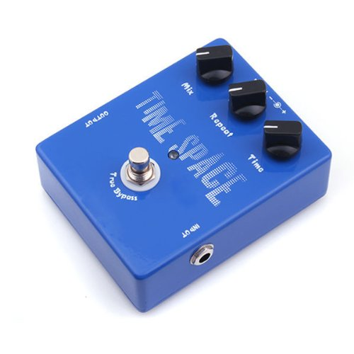 Caline CP-17 Time Space Digital Delay Guitar Effect Pedal