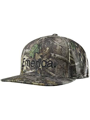 Emerica Herren Pure Snapback Cap - Beige - Einheitsgröße