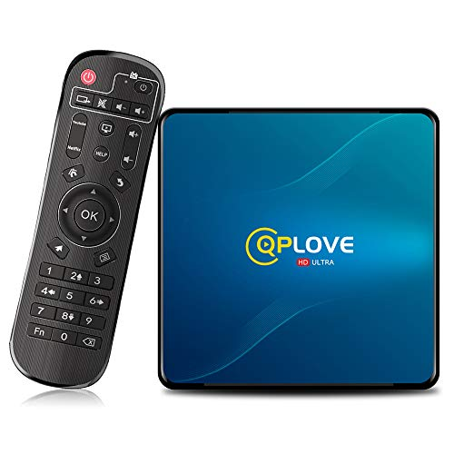 Android Tv Wifi 5g marca QPLOVE