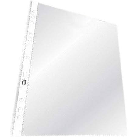 Durable 265919 Sachet de 100 Pochettes transparentes A4