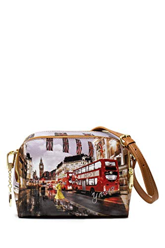 Y Not? Borsa donna new tracolla yes-408f0 unica londra