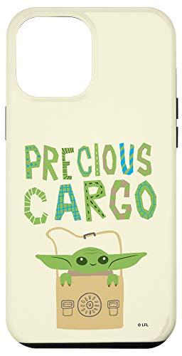 iPhone 12 Pro Max Star Wars The Mandalorian The Child Precious Cargo Case