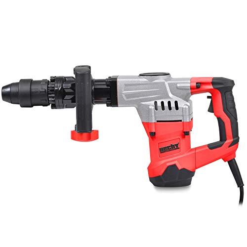 HECHT Abbruchhammer 1090 Schlaghammer mit SDS-MAX Werkzeugaufnahme 1300W