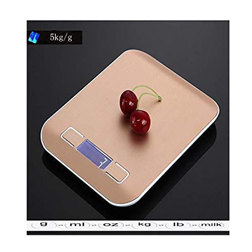 Balanza electrónica de cocina-5kg / 1g