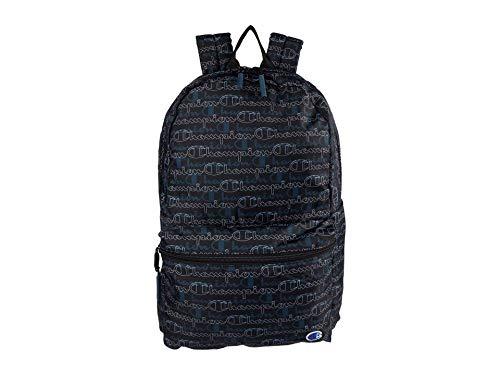 Champion Unisex's Billboard Backpacks, Black Combo, One Size