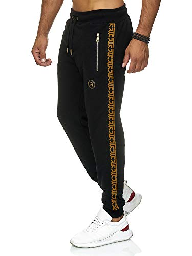 Red Bridge męskie spodnie do joggingu spodnie dresowe z logo R Premium M4237