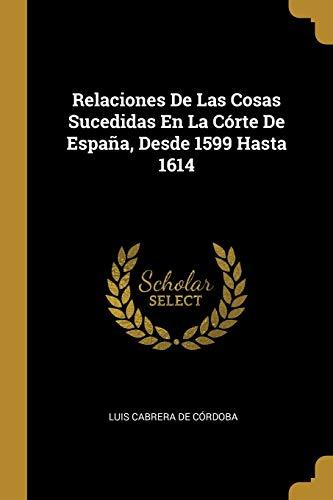SPA-RELACIONES DE LAS COSAS SU