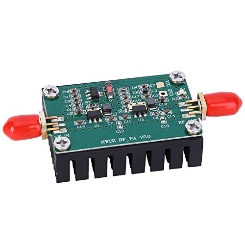 EVTSCAN última placa amplificadora de potencia de banda ancha RF de inmersión de onda corta oro 2-700M 3W para HF/FM/VHF/UHF