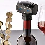 Combination Lock for Wine & Liquor Bottle-Wine Whiskey Bottle Top Stopper - Bottle Password Code Digital Lock(Diameter of the bottle mouth should be between 26mm to 28mm)