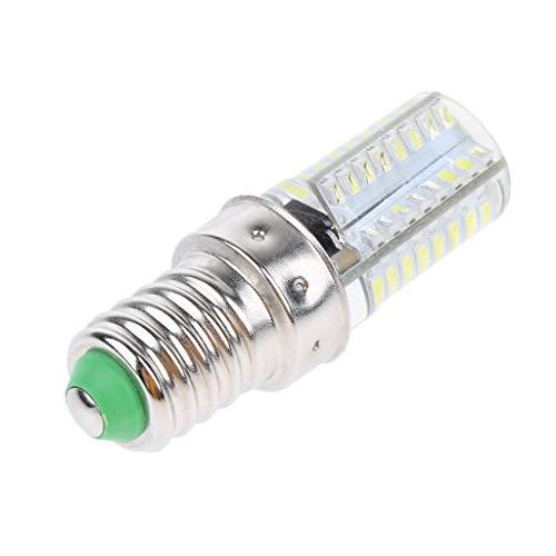 perfk Lampade Dimmerabili per Illuminazione Domestica Lampadina LED E14 5W 220V - Bianco