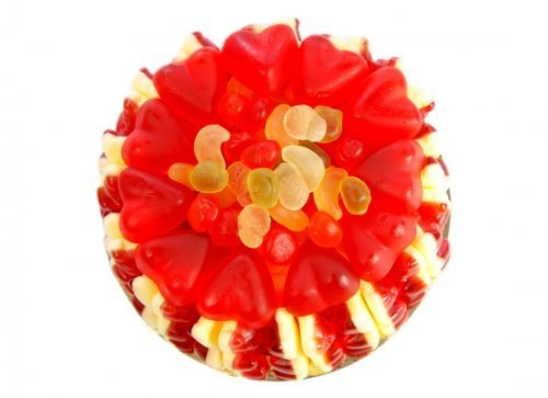 Rote Grütze Torte mini Menge:300g