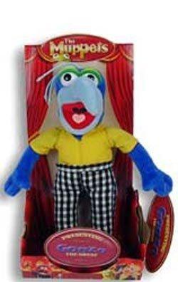 Muppets Plüschfigur 20cm Gonzo
