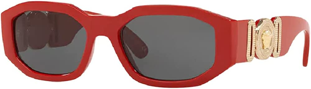 Versace VE4361 Irregular Ranking TOP12 Sunglasses for FREE + Free shipping Complimentary Men