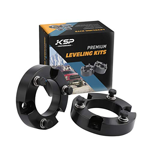 KSP Tundra Levelling Kit