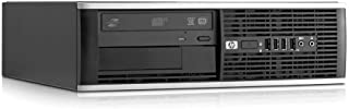 Hp Elite 8300 - Ordenador de sobremesa (Intel Core i5-3470, 8GB de RAM, Disco HDD de 500GB, Lector DVD, Windows 10 PRO ES ...