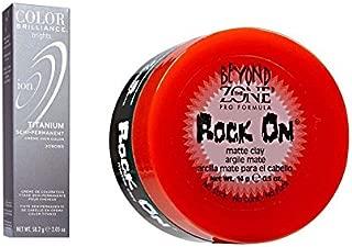 Best ion titanium on dark hair Reviews