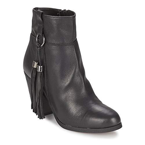 Carvela Stan Stiefelletten/Boots Damen Schwarz - 40 - Low Boots Shoes