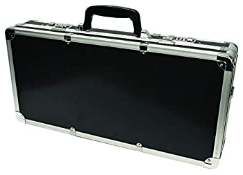 Scalpmaster Barber Case | Barber Tool Case | Stylist Travel Case | Hard Sided Suitcase for Clippers and Barber Tools,One Size
