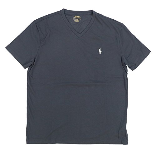 Polo Ralph Lauren Men's Classic Fit Solid V-Neck T-Shirt