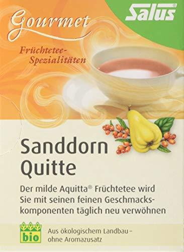 Salus Sanddorn Quitte Aquitta, 3er Pack (3 x 36 g)