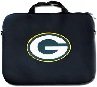 NFL Green Bay Packers Neoprene Laptop Bag