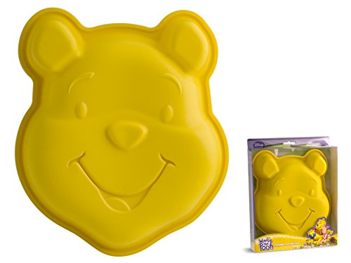Home Moule à Cake 100% Silicone Disney Winnie The Pooh