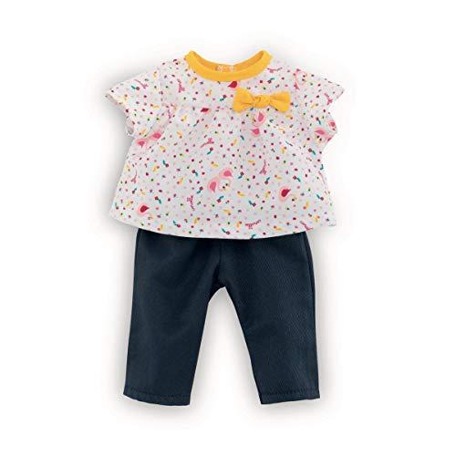 Corolle- Blouse & Pantalon Cygnes de Tendresse pour poupée Vêtement, 211480, Rose