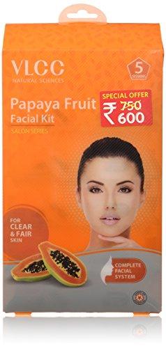 VLCC Papaya Fruit Facial Kit, 300g