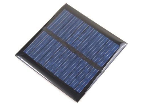 Hobby Components Ltd–Pannello Solare 5.5V 90mA 0.6W Mini cella Solare 6.5x 6.5cm