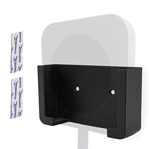 MOBILEFOX Wall Mount Router Holder Black for Netgear Nighthawk M1 M2 M5