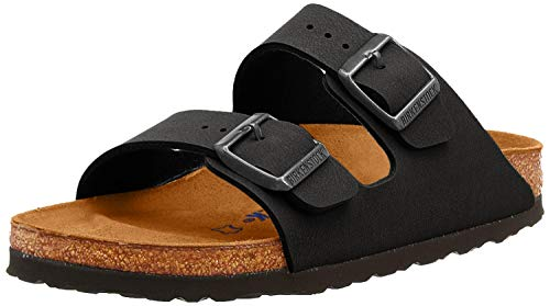 Birkenstock Women's Beach & Pool Shoes, Black Black 752481, 7 UK