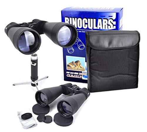 COMET® Fernglas Feldstecher Spektiv Jagdfernglas Binocular 90x90 Fernrohr 77M - 1000M
