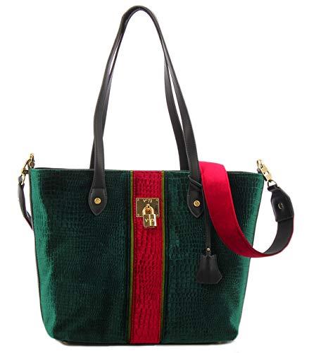 V73 Tasche grün Ade Shopping UNI
