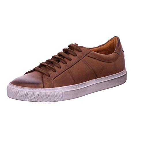 Nicola Benson Herren Sneaker Skat 61079-CUOIO braun 243574