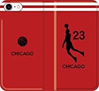 【全機種対応】 iPhone スマホケース バスケ(アウェイ シカゴ 23番 A)マイケル ジョーダン ブルズ 12 iPhone XR