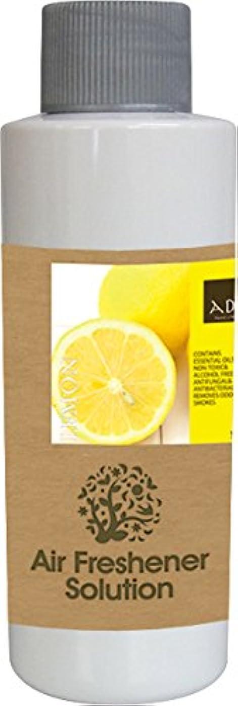 心臓ダイアクリティカルダイヤモンドエアーフレッシュナー 芳香剤 アロマ ソリューション レモン 120ml