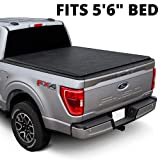 LEER ROLLITUP   Compatible with 2015+ Ford F-150 with 5.6' Bed   Soft Roll Up Truck...