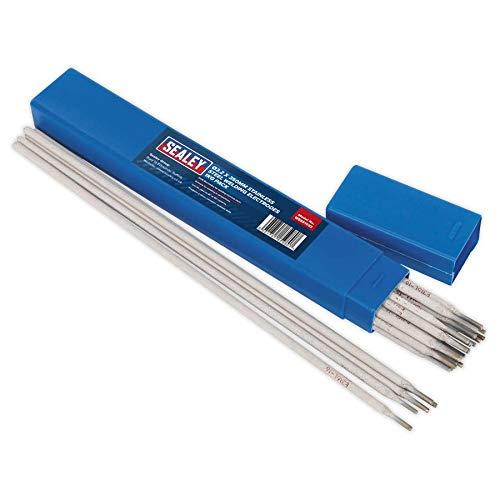 Sealey WESS1040 - Electrodos de soldadura de acero inoxidable, de diámetro 4...