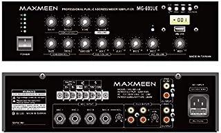 Maxmeen Amplifier with Echo/USB/Remote control 60W, MG-601UE