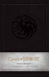 Game of Thrones: House Targaryen Ruled Pocket Journal (Insights Journals)