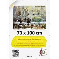 "3B Clip Frame - 70x100 cm (ca. 27,5x39,5"") with styrene Glass"