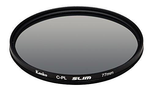 Kenko Smart MC Pola Slim Filtro 77 mm, Nero