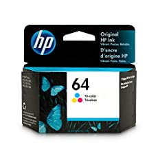 Image of HP   64 Standard Capacity. Brand catalog list of HP. Rated with a 4.7 over 5