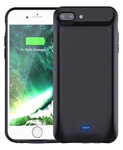 Coque Batterie iPhone 7 Plus/ 8 Plus 7200mAh