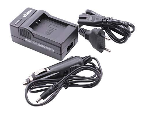 Cargador, Incluye Adaptador para el Coche para Batería NB-11L para Canon Powershot SX420IS, SX420 IS, Digital Ixus 180, 285HS, 285 HS