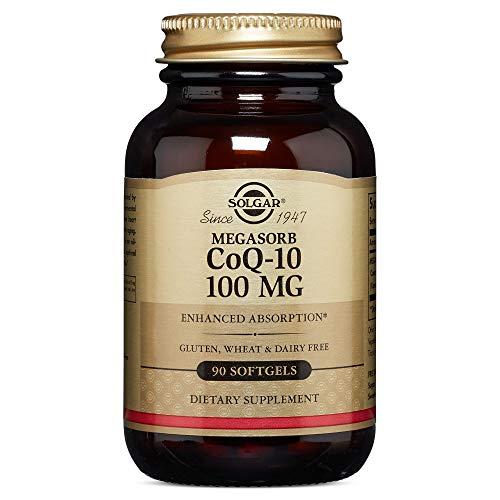 Solgar – Megasorb CoQ-10, 100 mg, 90 Softgels