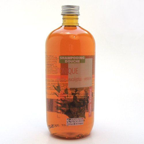 Cosmo Naturel Shampooing-douche tonique (500 ml)