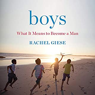 Boys audiobook cover art